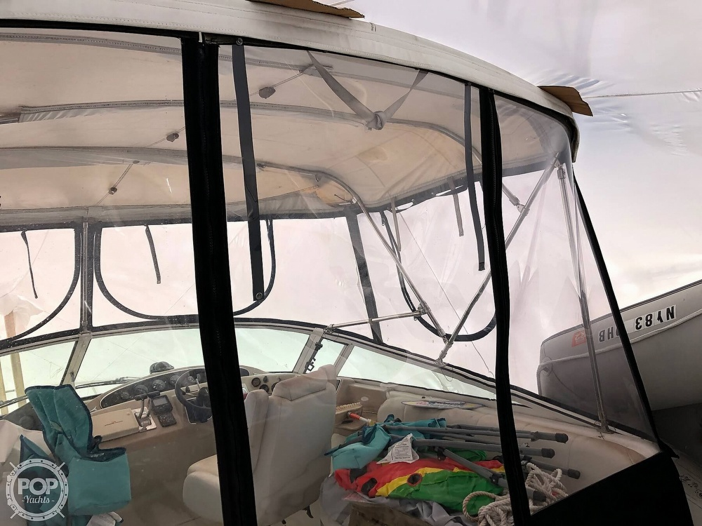 2005 Carver boat for sale, model of the boat is 36 Mariner & Image # 37 of 40