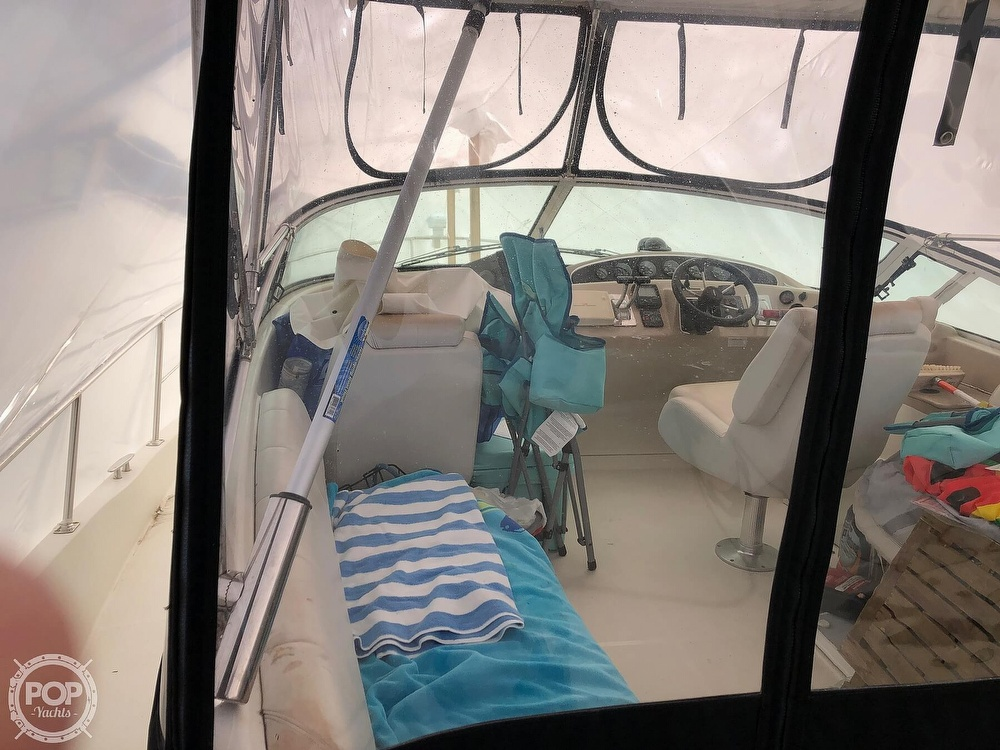 2005 Carver boat for sale, model of the boat is 36 Mariner & Image # 39 of 40