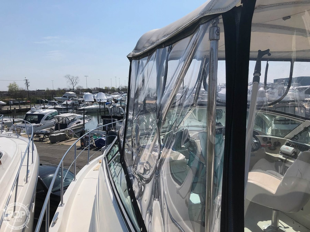 2005 Carver boat for sale, model of the boat is 36 Mariner & Image # 15 of 40