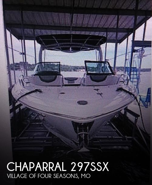 Used Chaparral 29 Boats For Sale by owner | 2019 Chaparral 297SSX