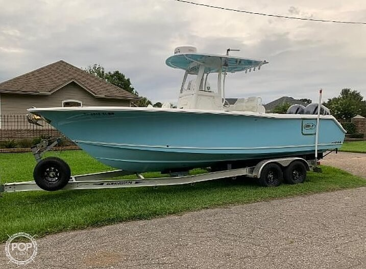 2015 Sea Hunt boat for sale, model of the boat is Game Fish 27 & Image # 3 of 40