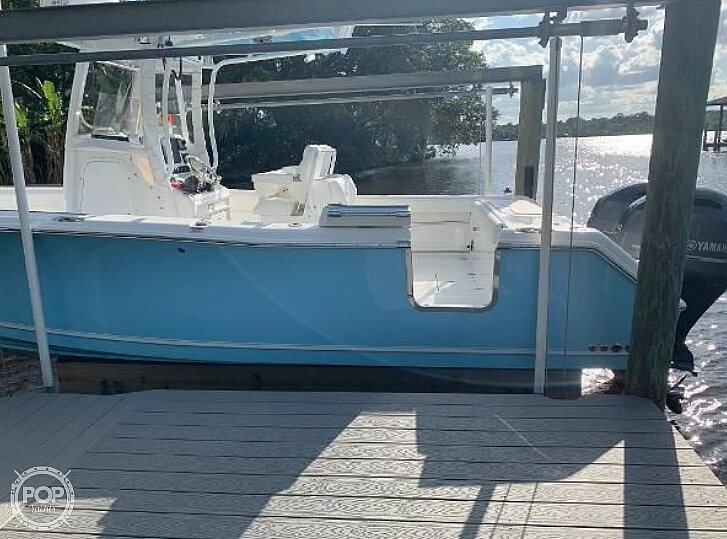 2015 Sea Hunt boat for sale, model of the boat is Game Fish 27 & Image # 4 of 40