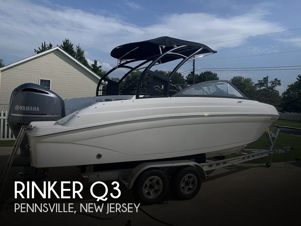 Used Rinker Boats For Sale by owner | 2019 Rinker Q3