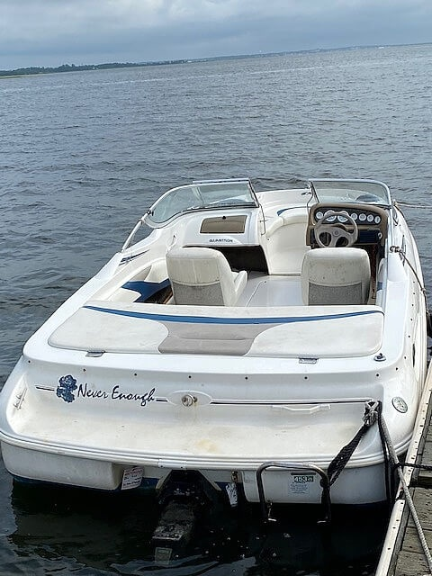 2002 Glastron boat for sale, model of the boat is GX 185 & Image # 2 of 41
