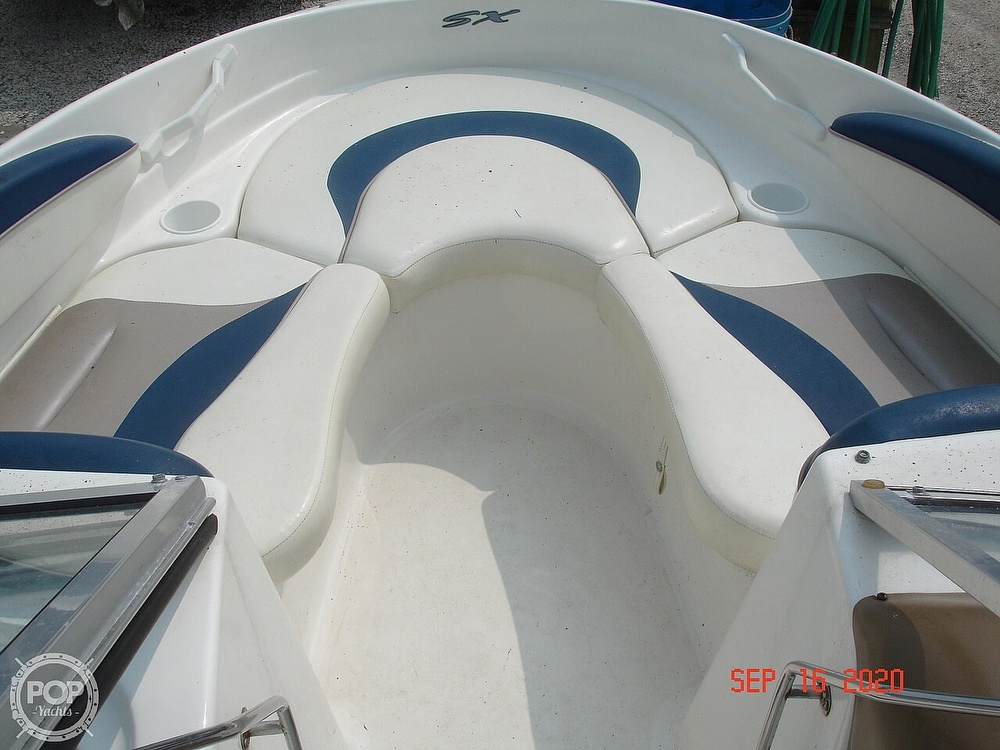 2002 Glastron boat for sale, model of the boat is GX 185 & Image # 20 of 41