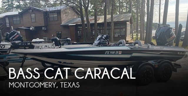 2018 Bass Cat Boats boat for sale, model of the boat is Caracal & Image # 1 of 6