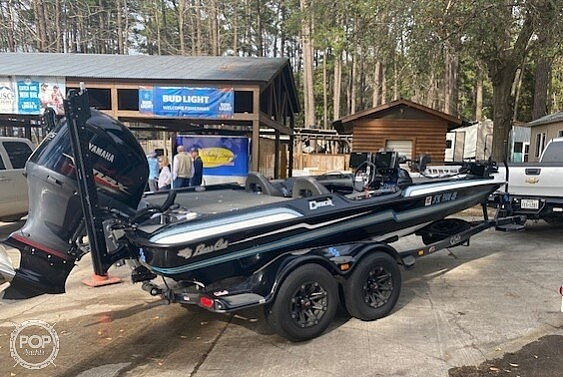 2018 Bass Cat Boats boat for sale, model of the boat is Caracal & Image # 2 of 6