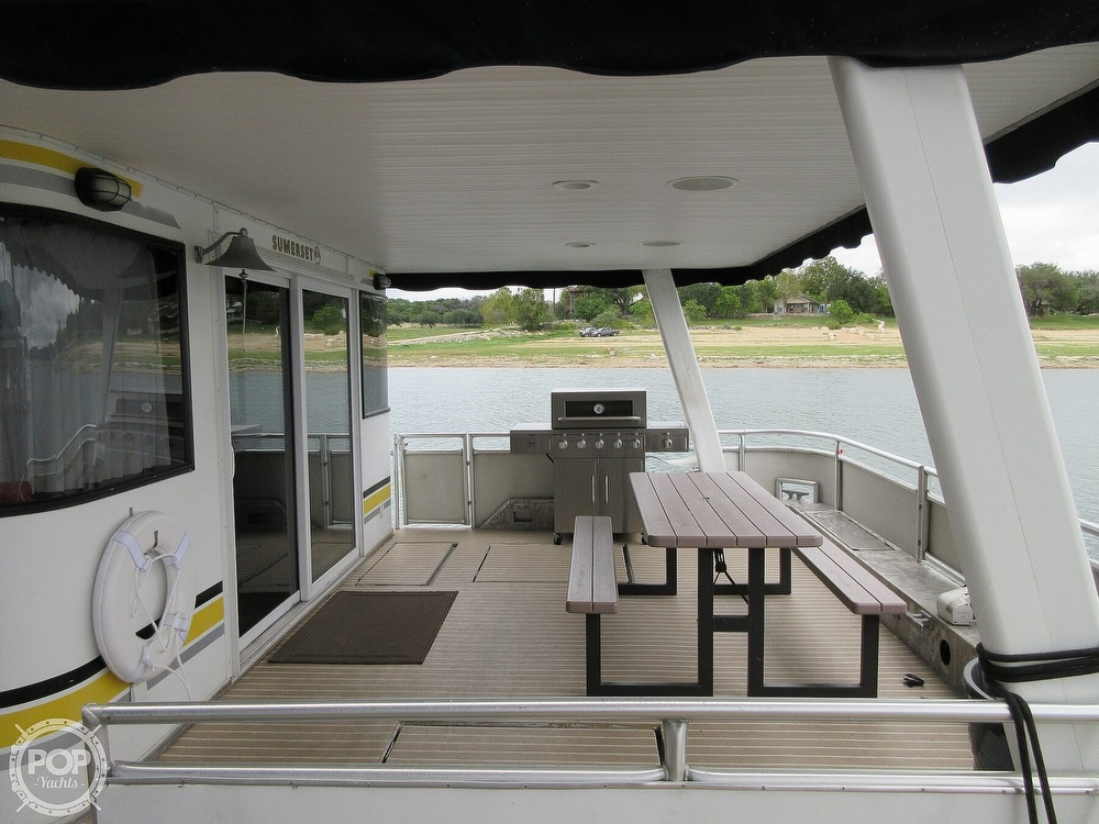 2002 Sumerset Houseboats boat for sale, model of the boat is 80 x 18 & Image # 36 of 40
