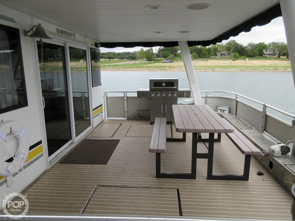 2002 Sumerset Houseboats boat for sale, model of the boat is 80 x 18 & Image # 22 of 40
