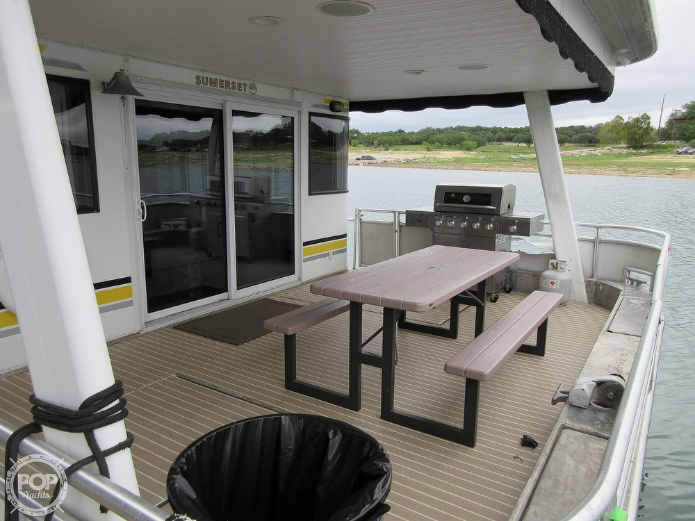 2002 Sumerset Houseboats boat for sale, model of the boat is 80 x 18 & Image # 37 of 40