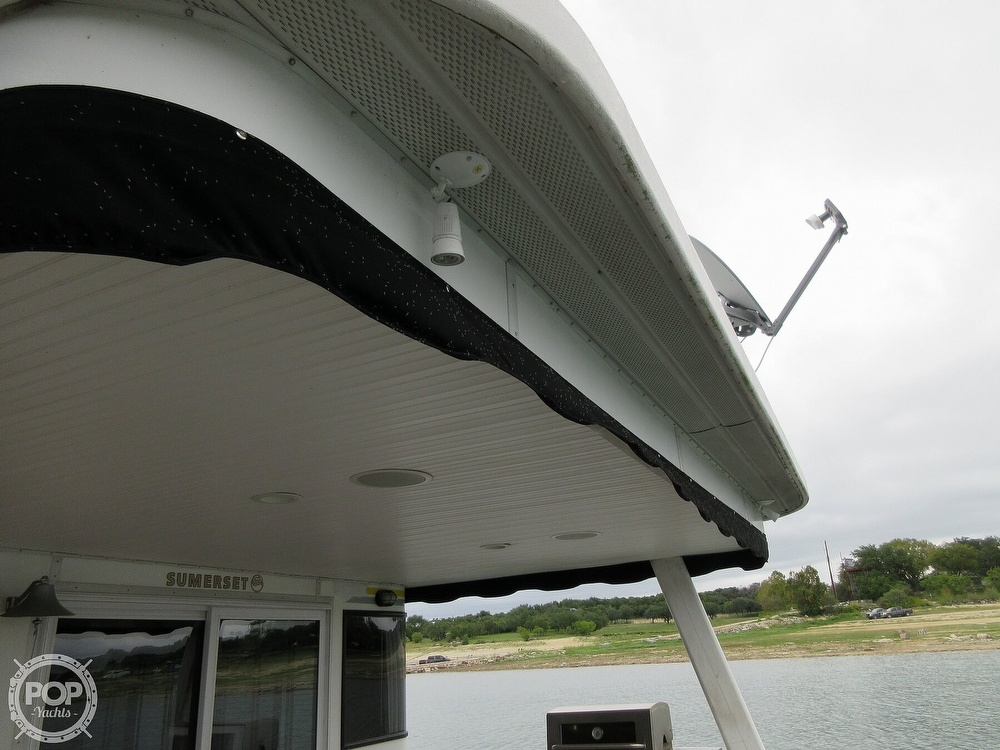 2002 Sumerset Houseboats boat for sale, model of the boat is 80 x 18 & Image # 38 of 40