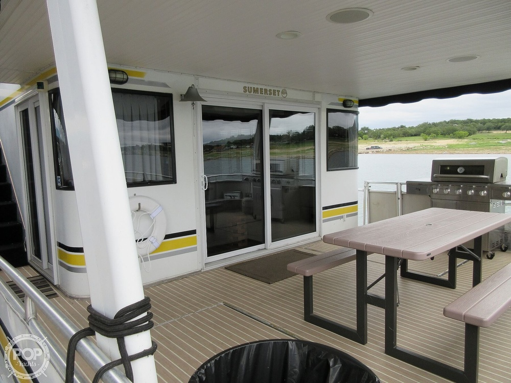 2002 Sumerset Houseboats boat for sale, model of the boat is 80 x 18 & Image # 39 of 40