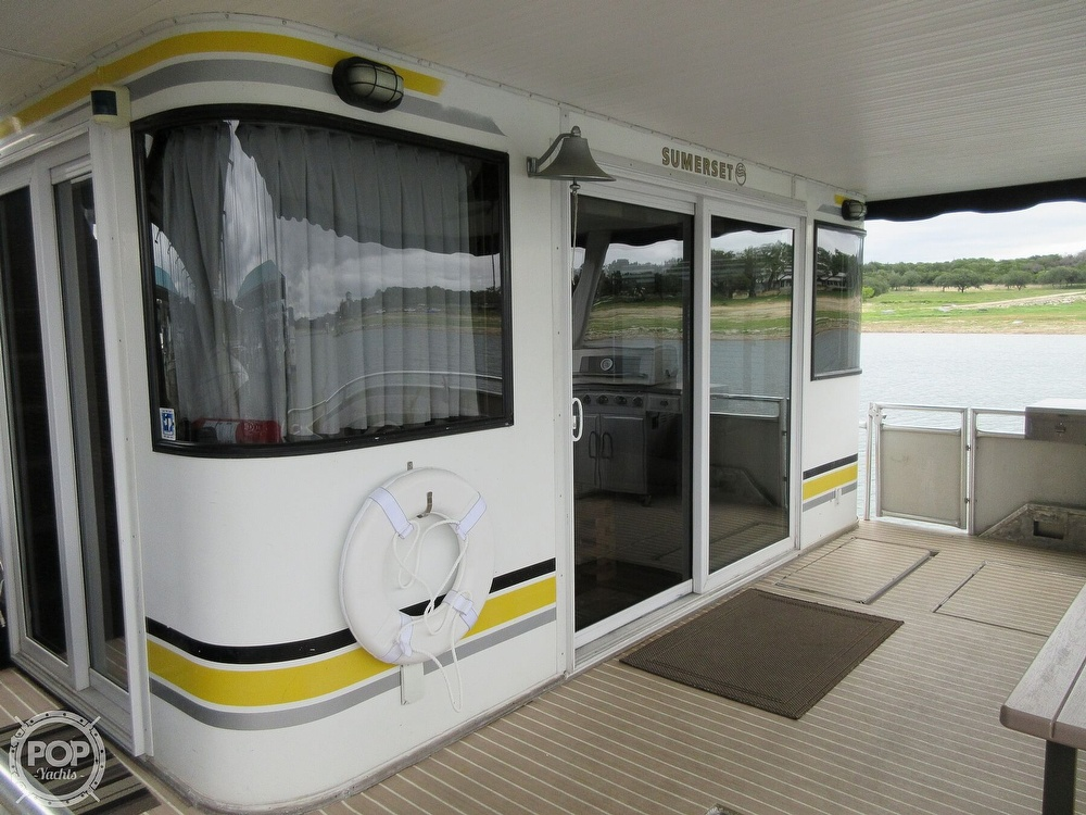 2002 Sumerset Houseboats boat for sale, model of the boat is 80 x 18 & Image # 40 of 40