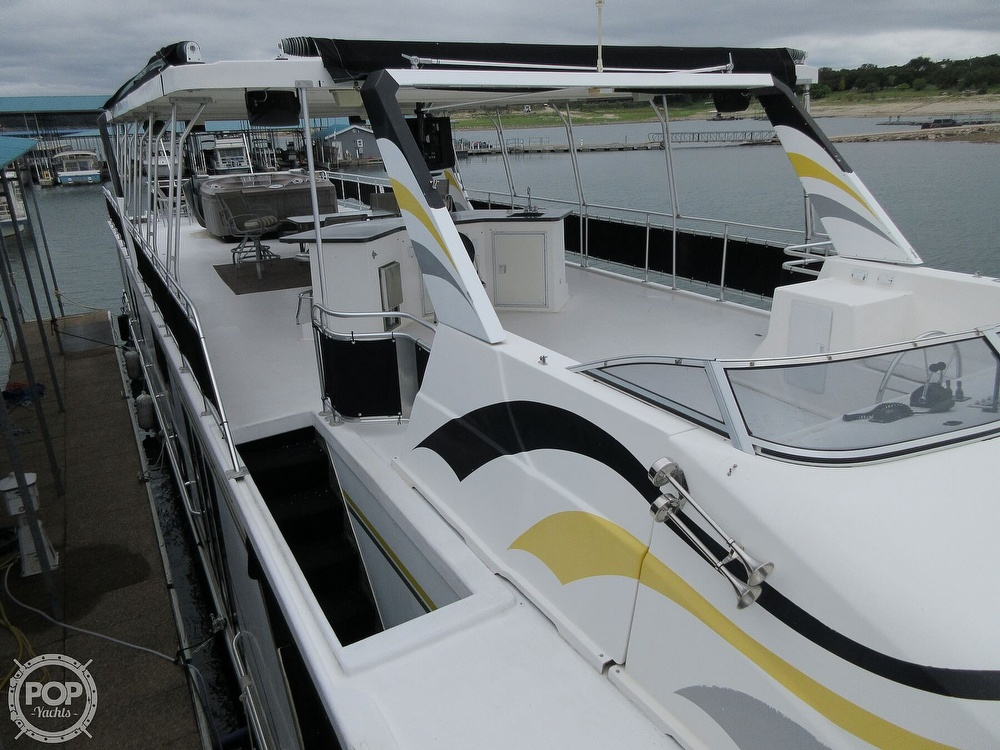 2002 Sumerset Houseboats boat for sale, model of the boat is 80 x 18 & Image # 15 of 40