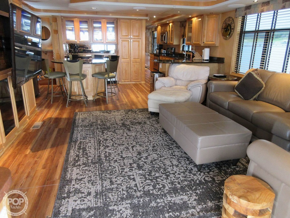 2002 Sumerset Houseboats boat for sale, model of the boat is 80 x 18 & Image # 2 of 40