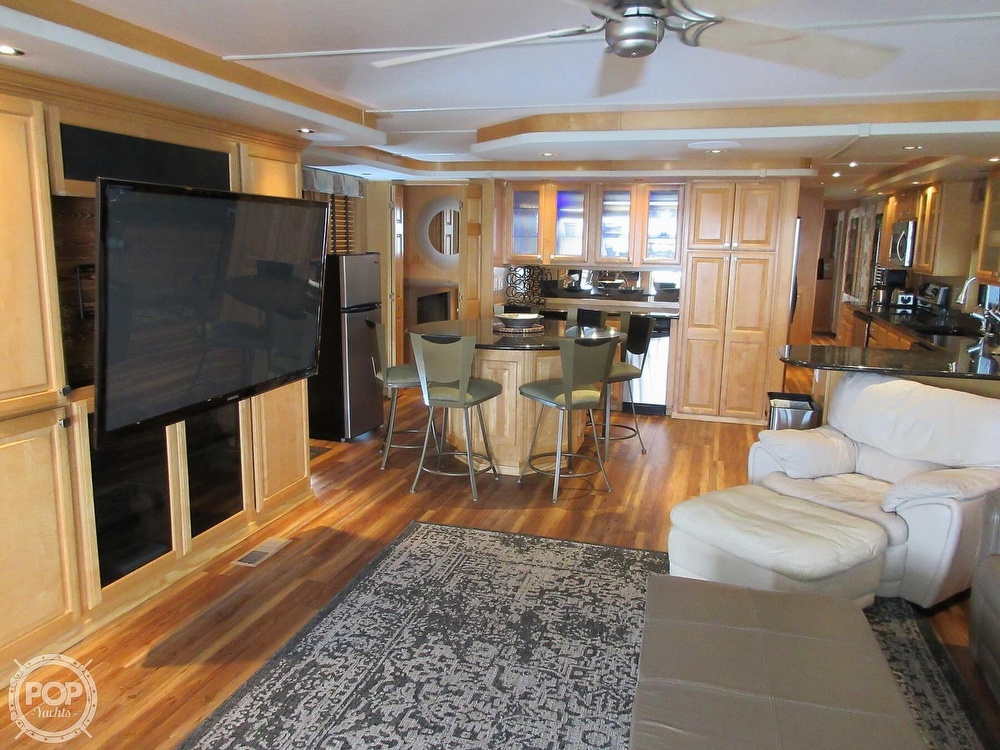 2002 Sumerset Houseboats boat for sale, model of the boat is 80 x 18 & Image # 3 of 40