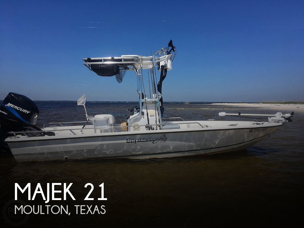 Used Majek Boats For Sale by owner | 2015 Majek 21