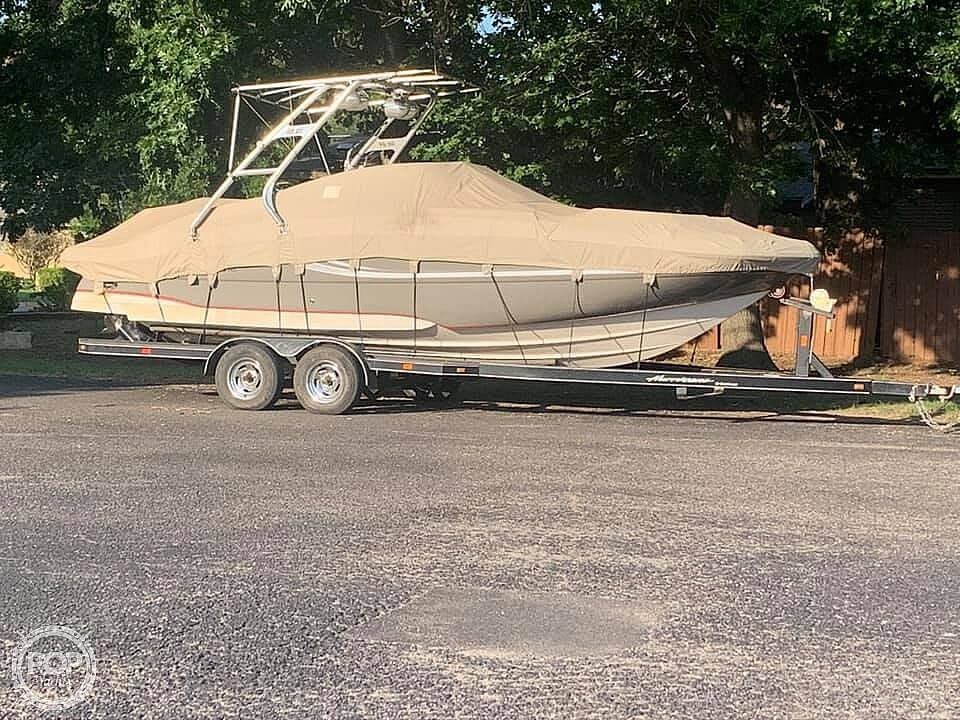 2012 Hurricane boat for sale, model of the boat is 2400 Sun Deck & Image # 8 of 10