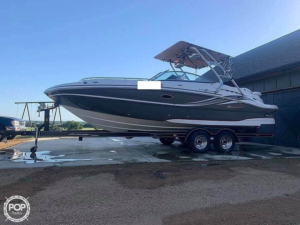 2012 Hurricane 2400 Sun Deck - #$LI_INDEX