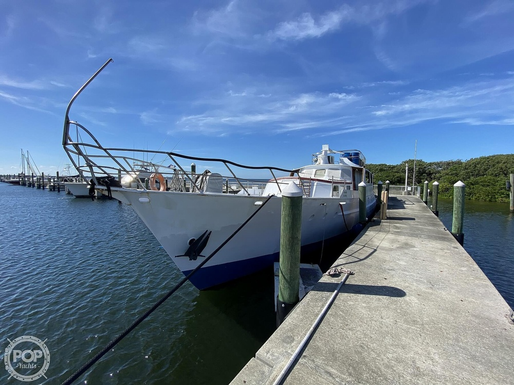 1960 De Birs Yachts boat for sale, model of the boat is 75 & Image # 3 of 40