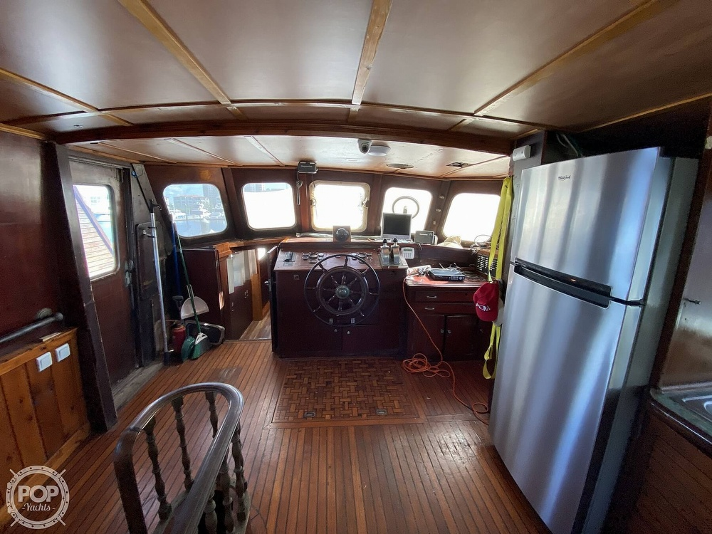 1960 De Birs Yachts boat for sale, model of the boat is 75 & Image # 6 of 40