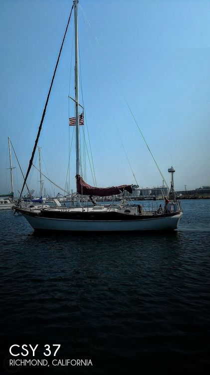 Used CSY Boats For Sale by owner | 1979 CSY 37