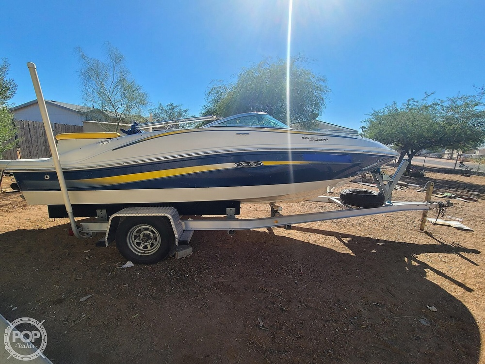 2007 Sea Ray boat for sale, model of the boat is 185 Sport & Image # 11 of 40