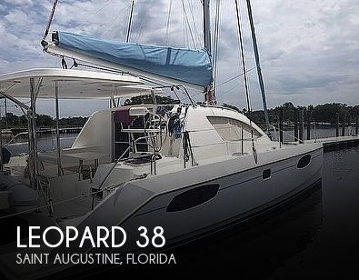 2010 Leopard boat for sale, model of the boat is 38 & Image # 1 of 1