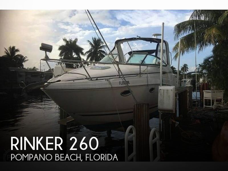 Used Rinker 26 Boats For Sale by owner | 2008 Rinker 260