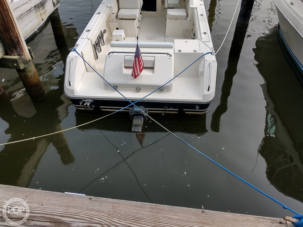 2001 Pursuit boat for sale, model of the boat is 2460 & Image # 7 of 40