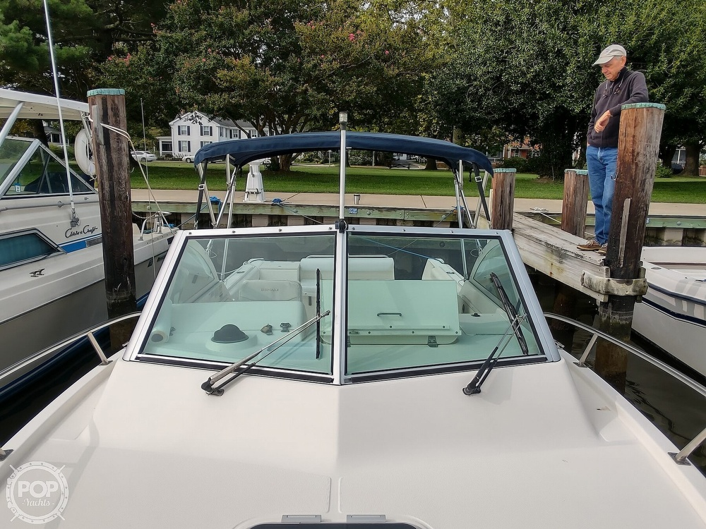 2001 Pursuit boat for sale, model of the boat is 2460 & Image # 12 of 40