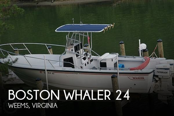 Used Boston Whaler 24 Outrage Boats For Sale by owner | 1997 Boston Whaler 24 Outrage