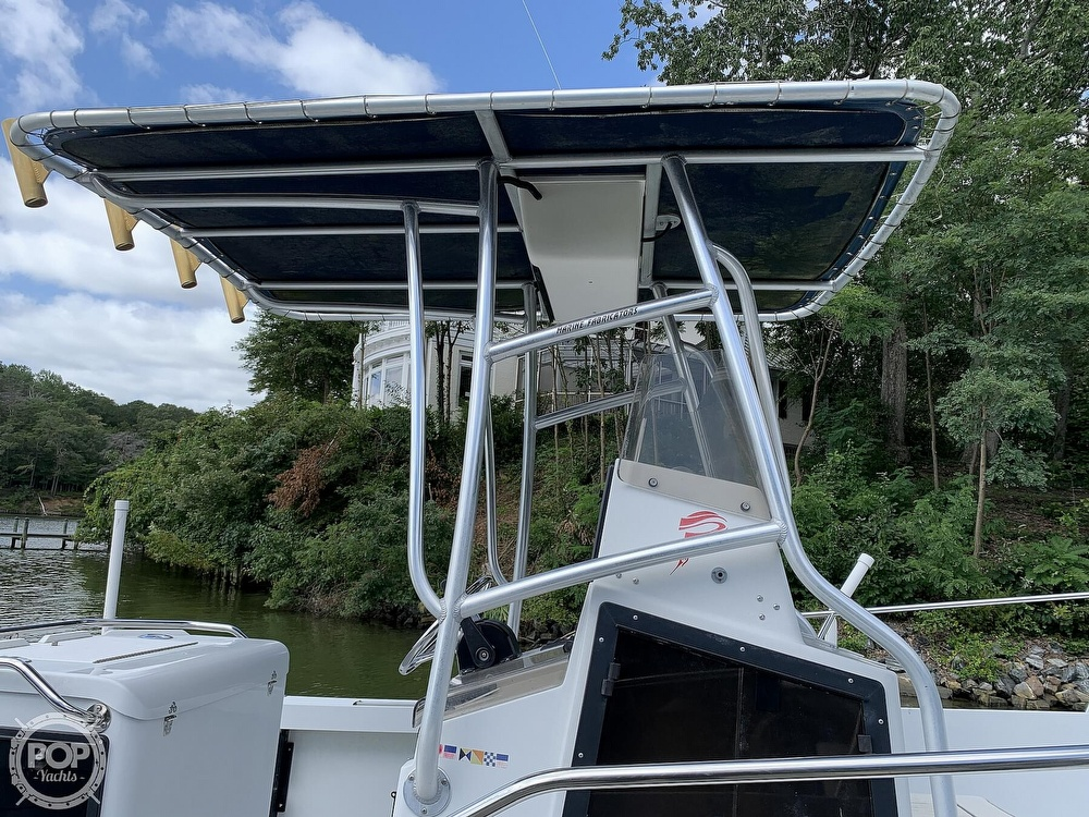 1997 Boston Whaler boat for sale, model of the boat is 24 Outrage & Image # 11 of 40