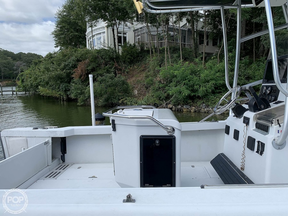 1997 Boston Whaler boat for sale, model of the boat is 24 Outrage & Image # 12 of 40
