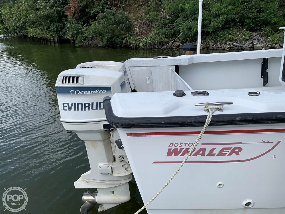 1997 Boston Whaler boat for sale, model of the boat is 24 Outrage & Image # 2 of 40