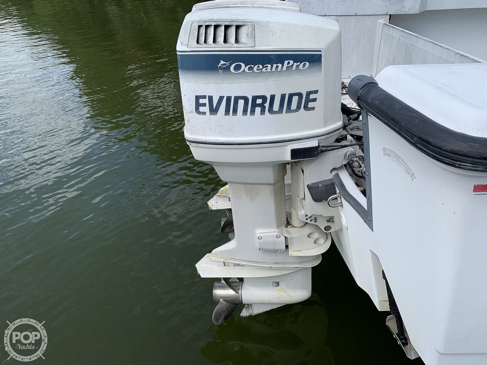 1997 Boston Whaler boat for sale, model of the boat is 24 Outrage & Image # 16 of 40