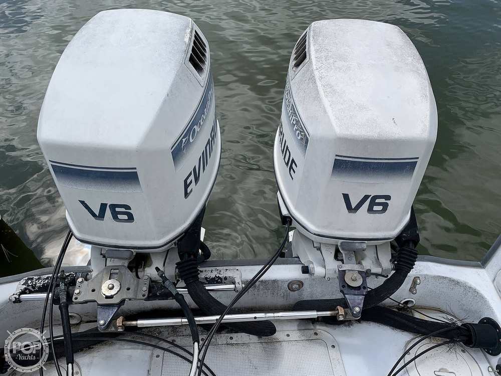 1997 Boston Whaler boat for sale, model of the boat is 24 Outrage & Image # 17 of 40
