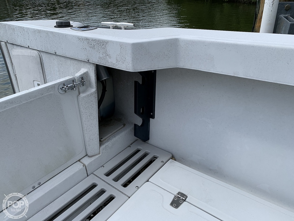 1997 Boston Whaler boat for sale, model of the boat is 24 Outrage & Image # 29 of 40