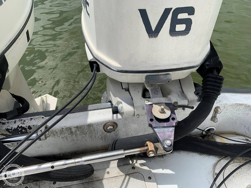 1997 Boston Whaler boat for sale, model of the boat is 24 Outrage & Image # 28 of 40