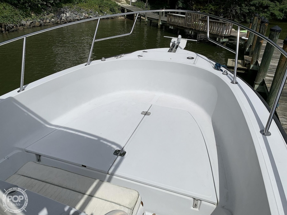 1997 Boston Whaler boat for sale, model of the boat is 24 Outrage & Image # 32 of 40