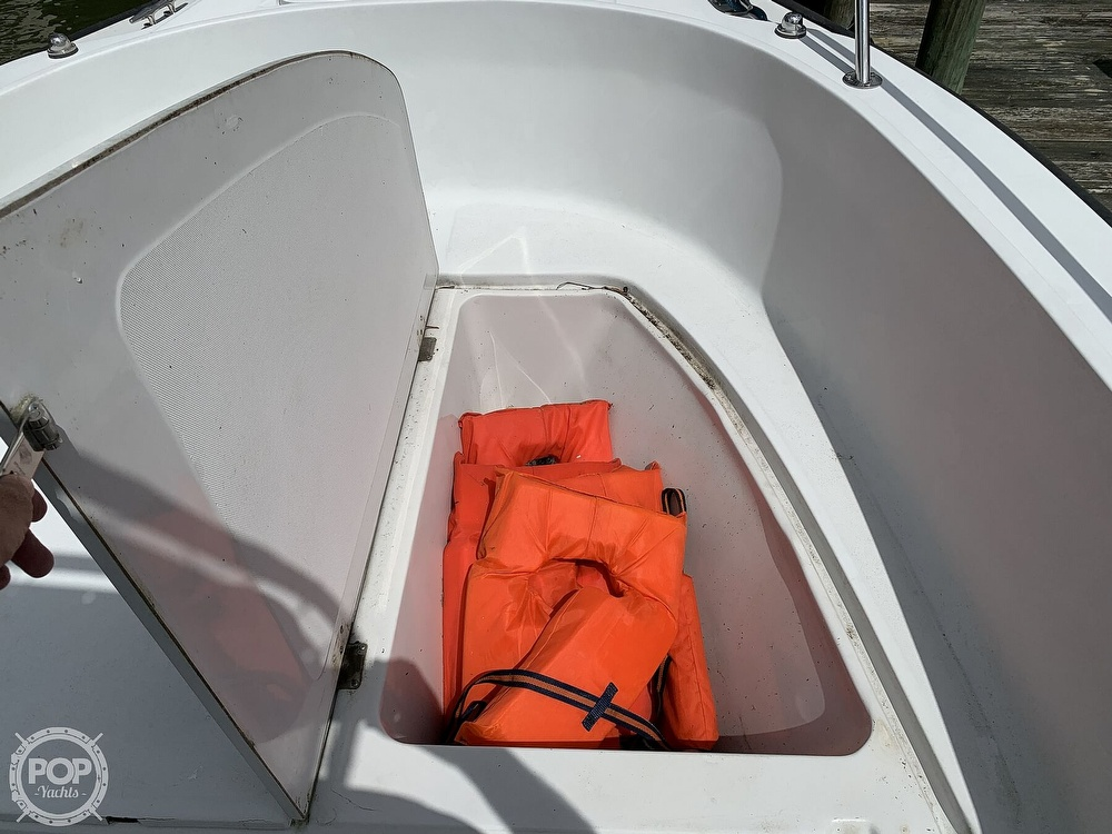 1997 Boston Whaler boat for sale, model of the boat is 24 Outrage & Image # 34 of 40