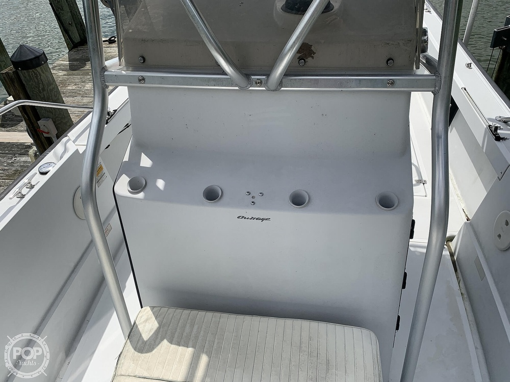 1997 Boston Whaler boat for sale, model of the boat is 24 Outrage & Image # 40 of 40