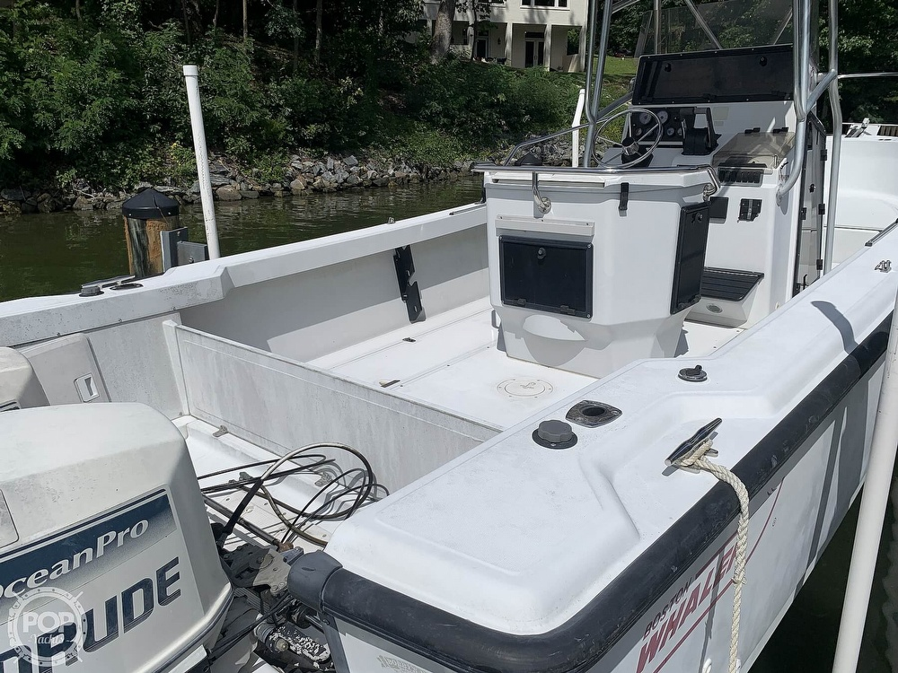 1997 Boston Whaler boat for sale, model of the boat is 24 Outrage & Image # 3 of 40