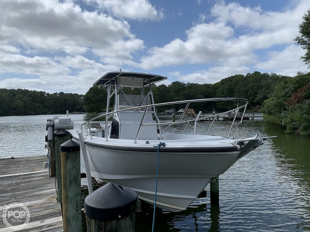1997 Boston Whaler boat for sale, model of the boat is 24 Outrage & Image # 8 of 40