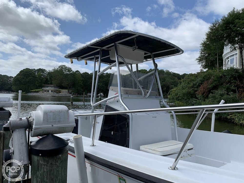 1997 Boston Whaler boat for sale, model of the boat is 24 Outrage & Image # 10 of 40