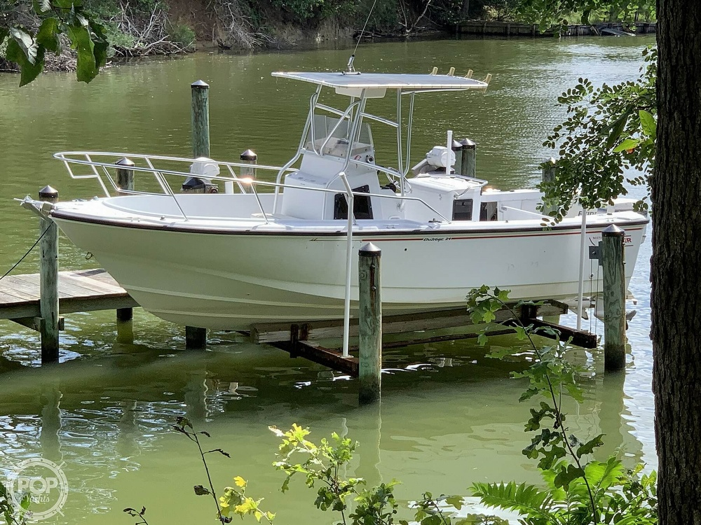 1997 Boston Whaler boat for sale, model of the boat is 24 Outrage & Image # 5 of 40