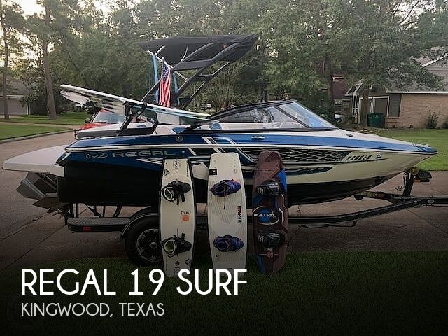 Used Regal 19 Boats For Sale by owner | 2018 Regal 19 Surf