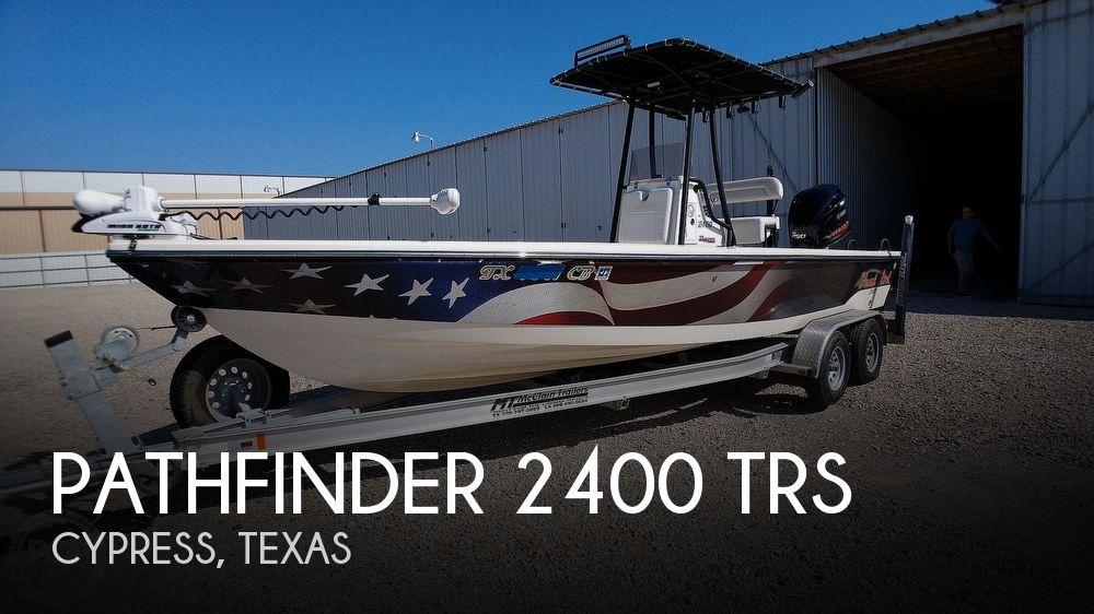 2014 PATHFINDER 2400 TRS for sale