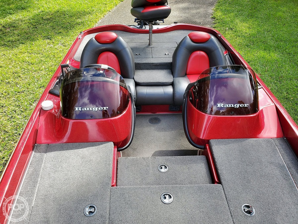 2007 Ranger Boats boat for sale, model of the boat is 519 DVX Tour Edition & Image # 9 of 40