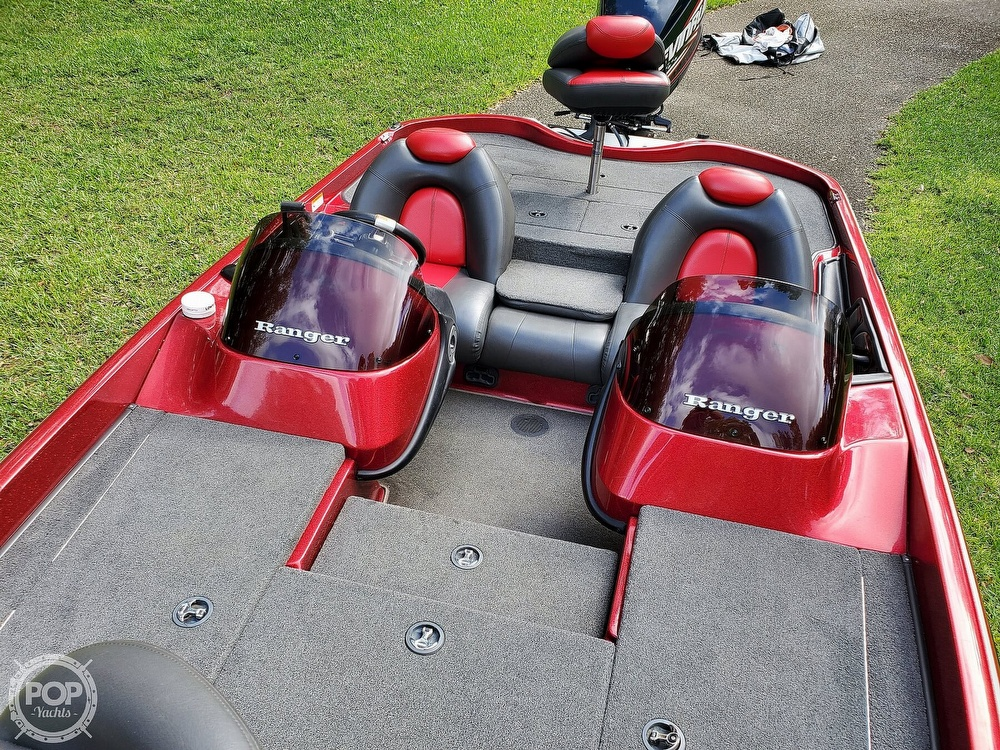 2007 Ranger Boats boat for sale, model of the boat is 519 DVX Tour Edition & Image # 3 of 40